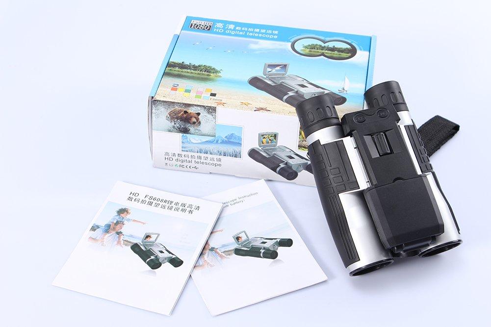 Amazon com: WSHA Digital Binocular 2