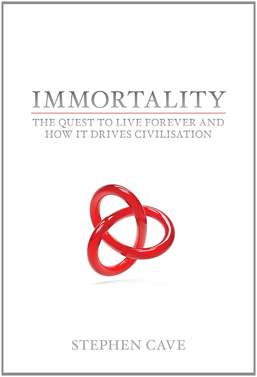 Immortality: The Quest To Live Forever and How It Drives Civilisation (Inglese) Copertina flessibile – 1 feb 2013 Stephen Cave Biteback 184954493X Body