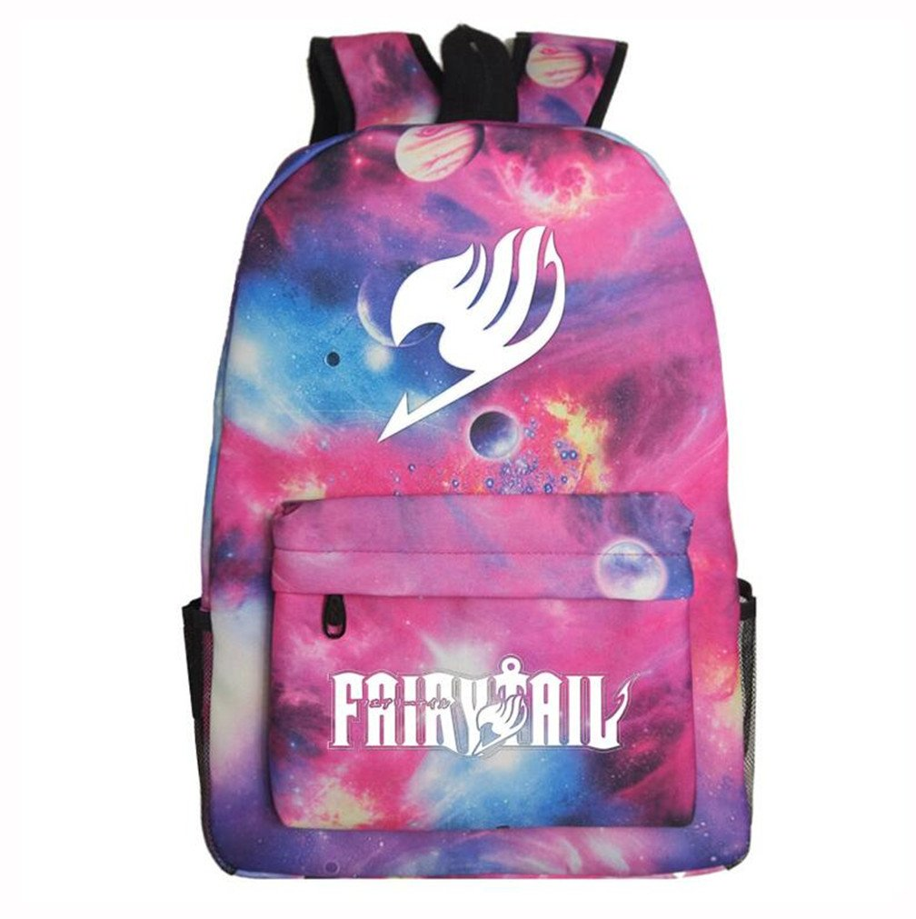 Terrific 50 Off Yoyoshome Anime Fairy Tail Cosplay Bookbag Daypack Creativecarmelina Interior Chair Design Creativecarmelinacom