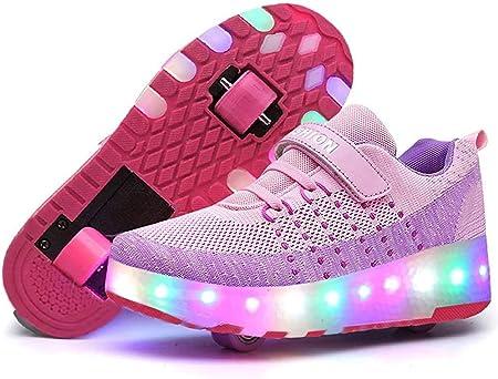 Roller Skate Shoes Girls Boys Wheel