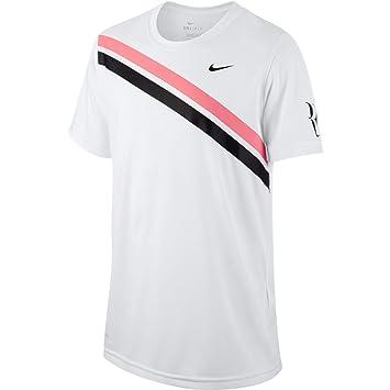 mejor reputación primero comprar el más nuevo Nike Camiseta Roger Federer Junior Niño Australian Open 2018 ...