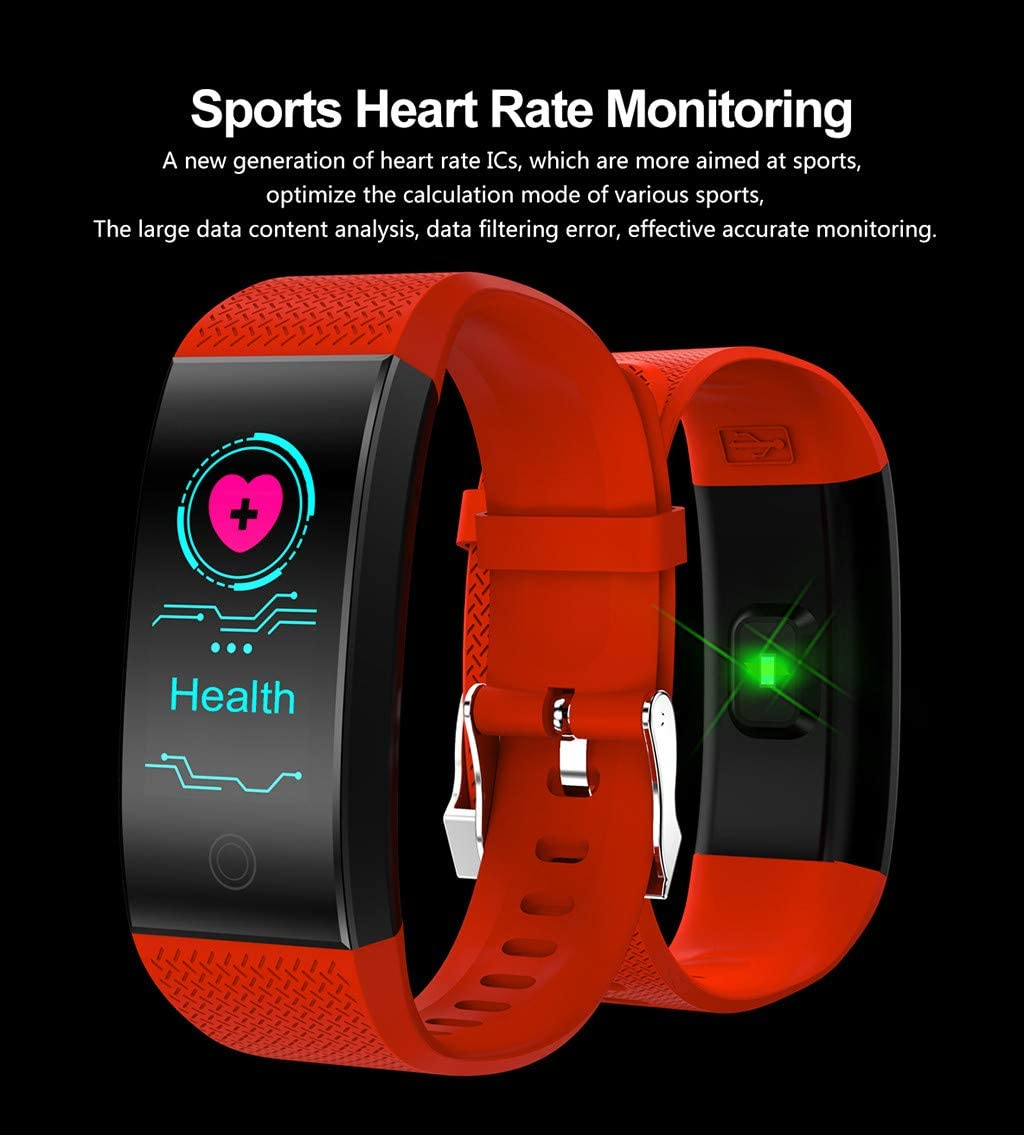 Amazon.com : Fan-Ling 2020 Newest Smart Watch, Blood ...