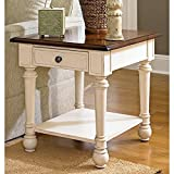 Hammary Promenade Drawer End Table For Sale