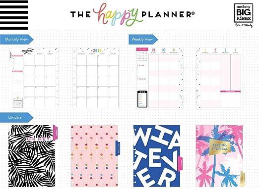 Amazon.com : Classic Student Happy Planner - Super Duper ...