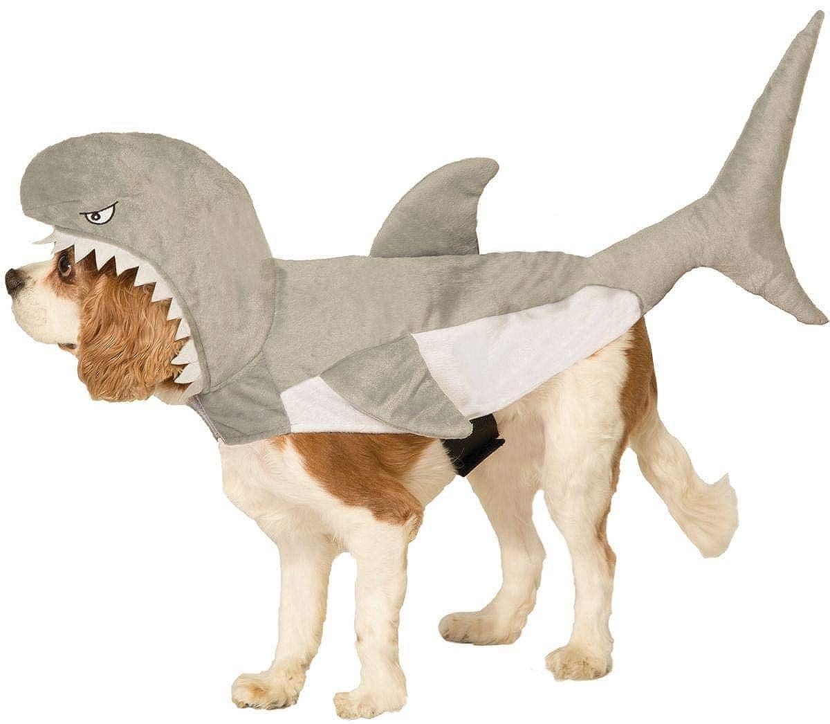 Shark Attack Dog Costume