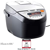 Rosenstein & Söhne Multicooker: 15in1-Multifunktions-Kocher in matt-gebürstetem Edelstahl, 5 l, 700 W (Suppenkocher)