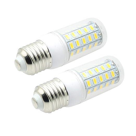 7 W E27 bombilla LED de maíz, motent Vintage 5730 SMD 48 LED bombilla lámpara 110 ...
