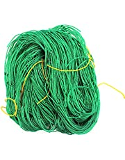 JUN-H 3.6 X 1.8 M Climbing Aid Plant Net Optimal Climbing Aid For Garden And Greenhouses Garden Net For Cucumber And Climbing Plants Mesh Size (10cm)