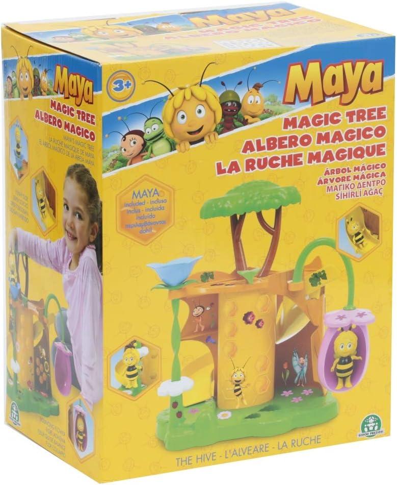 mah02 /La Colmena de los mil Flores /La Abeja Maya/ Giochi Preziosi/