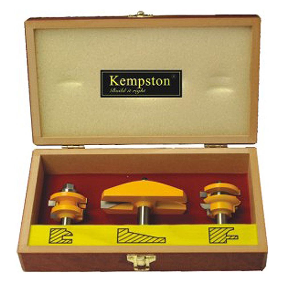 Kempston KC5030 Round Style Cabinet Door Set 3-Pieces