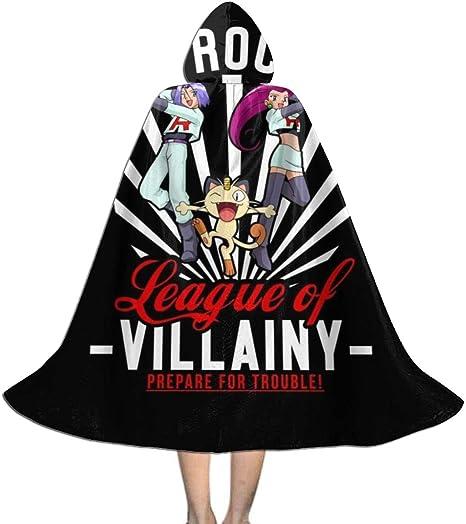 NUJIFGYTCRD Team Rocket League of Villainy Monster of The Pocket ...