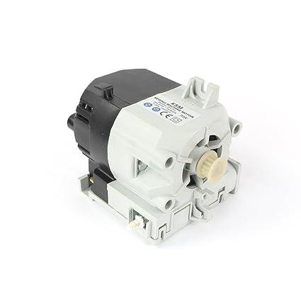 Instalación de Motor para Gritzner tipm Atic – Serie (1019/1035/1037/