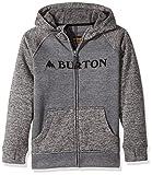 Burton Boys Oak Full-Zip Hoodie