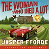 The Woman Who Died a lot | Jasper Fforde