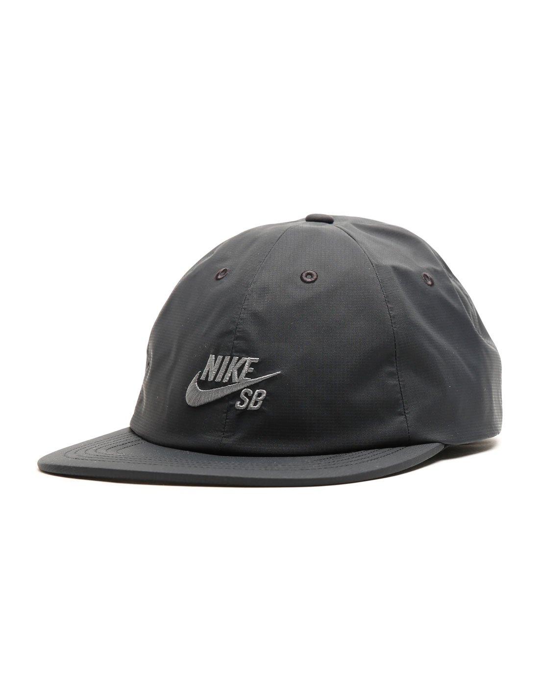 Nike SB Hombre Tapas/Gorros 86 Cap SB Waterproof, Negro/Negro/Cool ...