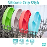 Bumkins Silicone Grip Dish, Suction