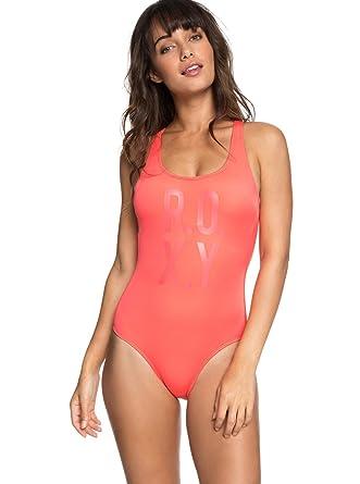 213999b361eb9 Roxy Fitness - One-Piece Swimsuit for Women ERJX103143: Roxy: Amazon.co.uk:  Clothing