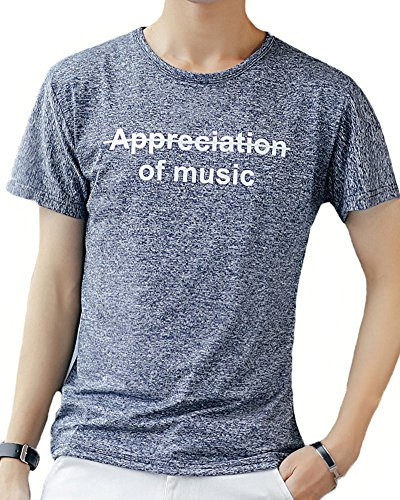 Gobuye Tシャツ メンズ 半袖 速乾性 tシャツ メンズ 薄手 軽い 柔らかい 吸汗速乾 汗染み防止 メンズ tシャツ 夏服 カジュアル カットソー 3006