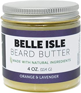product image for Detroit Grooming Co. - 4 oz. Beard Butter Double The Size - Belle Isle All-Natural - Beard Balm