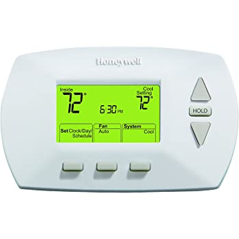 Honeywell RTH6450D1009/E1 5-1-1-Day Programmable Thermostat