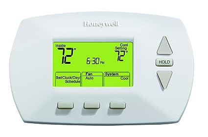 honeywell rth6450d1009 e1 rth6450d1009 5 1 1 day programmable rh amazon com
