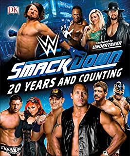 Book Cover: WWE SmackDown 20 Years and Counting