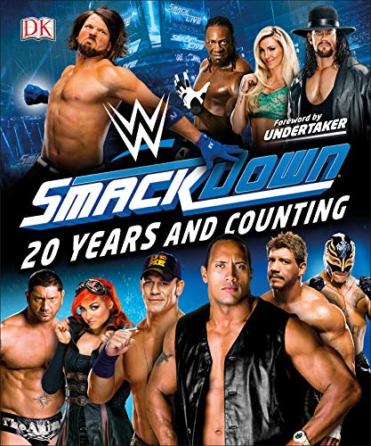 Pdf Outdoors WWE SmackDown 20 Years and Counting