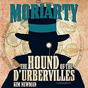 Professor Moriarty: The Hound of the D'Urbervilles Audiobook