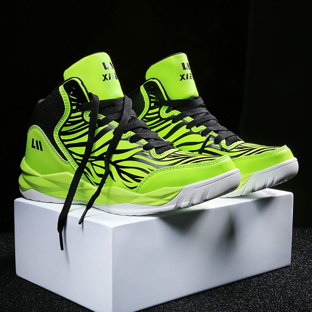 FHTD Unisex Basketball Schuhe rutschfeste Schlagzähigkeit Sketchers PU Frühling Herbst Komfort Komfort Herbst Sportschuhe Größe 3-12.5 84a2b7