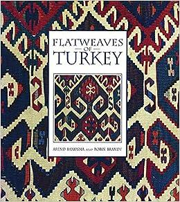 Flatweaves Of Turkey Descargar PDF Gratis