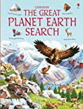 img - for Great Planet Earth Search (Usborne Great Searches) by Emma Helbrough (2010-03-26) book / textbook / text book