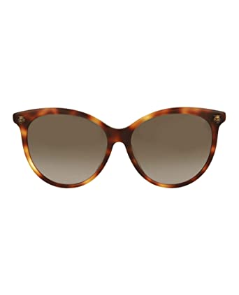 0f4bc46a7129 Image Unavailable. Image not available for. Color: Gucci Womens Round/Oval  Sunglasses ...