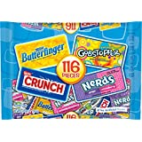 Nestle Assorted Chocolate & Sugar, 116 Pieces, 48 Ounce