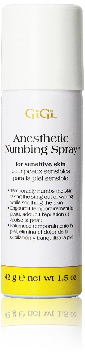 Gigi Anesthetic Numbing Spray 1.5oz. (6 Pieces) Display