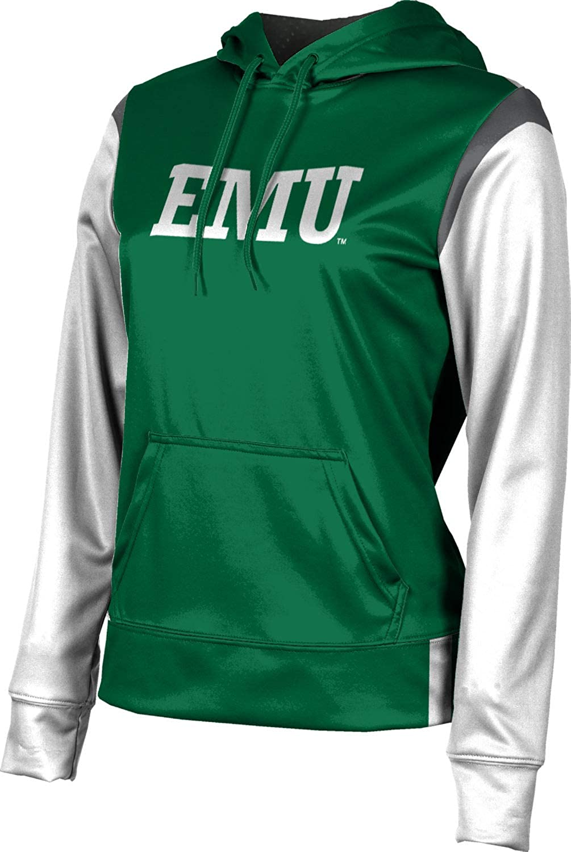School Spirit Sweatshirt ProSphere Eastern Michigan University Girls Pullover Hoodie Tailgate