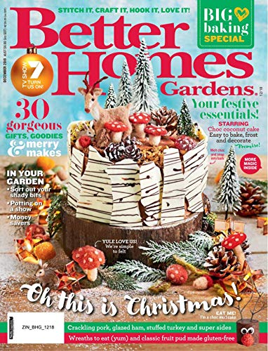 Better Homes and Garden: Stitch it, Craft it, Hook it , Love - Crafts Gardens And Better Homes