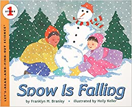 Image result for snow is falling by franklyn branley