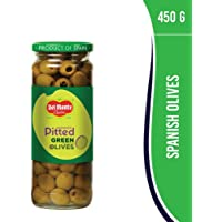 Delmonte Green Pitted Olives, 450g