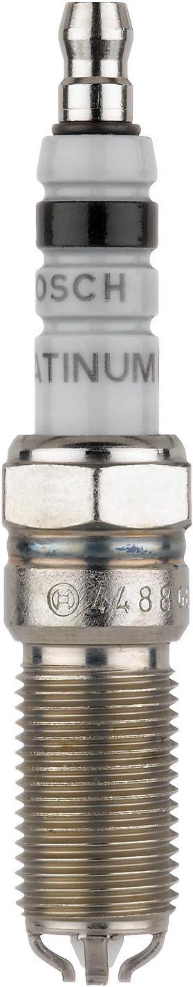 4 Spark Plug New Bosch 4488 Platinum Plus