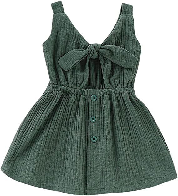 Unisex Newborn Infant Ruffles Solid Vest Romper Button Onesies WOCACHI Baby Girls Boys Linen Sleeveless Jumpsuits
