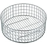 HARDWARE FOR YOU LTD SMEG DB37C STAINLESS STEEL SINK ROUND BASKET STRAINER BOWL