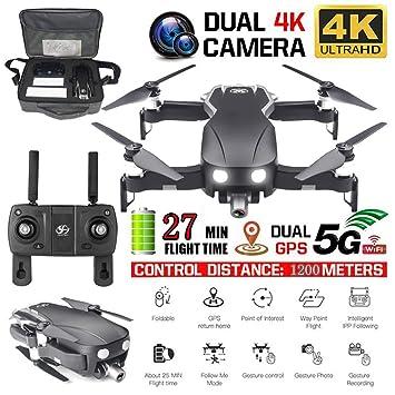 Lukame✯Drone Uav,Nuevo Drone Gps Csjx1 con Drone Quadricopter Rc ...