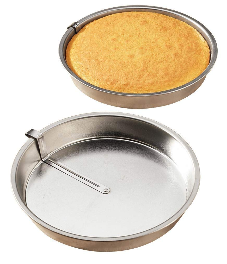 9 Quick Release Cake/Pie Pan - Set of 2 by QUICK RELEASE K2441