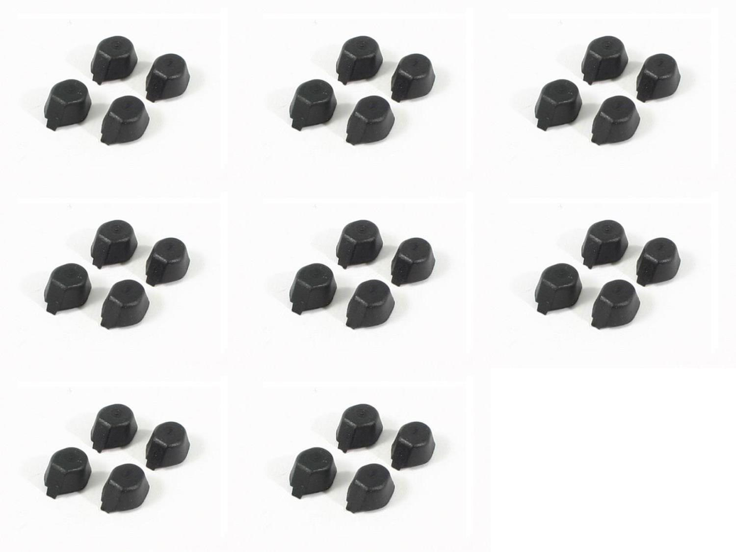 8 x Quantity of Hubsan X4 H107C Rubber Feet Protection Upgrade 4X Quadcopter Part - FAST FREE SHIPPING FROM Orlando, Florida USA!