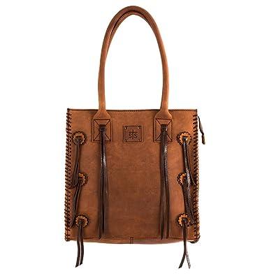 StS Ranchwear Small Chaps Satchel (Brown) Satchel Handbags lbUfV5