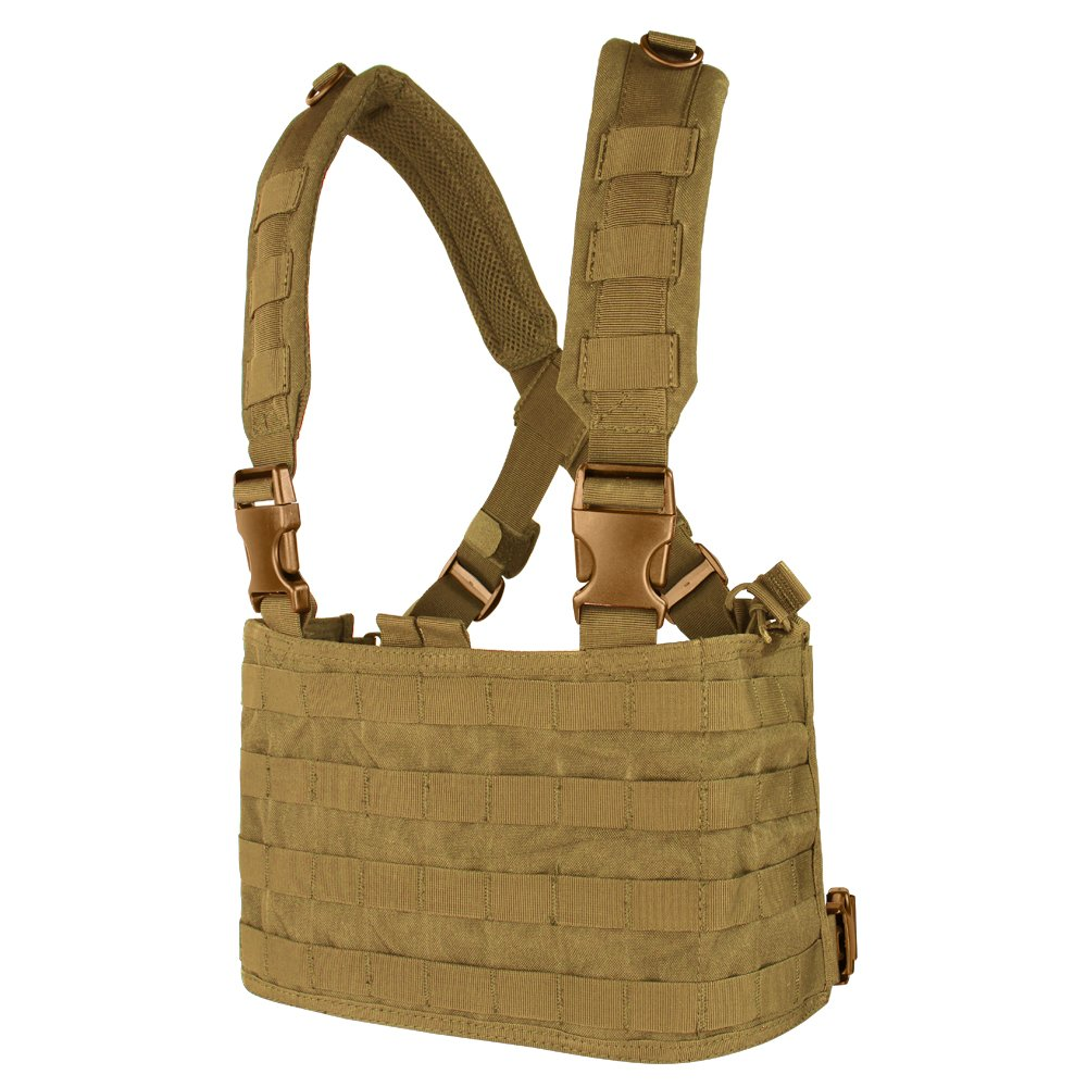 CONDOR Ops Chest Rig, Coyote Brown by CONDOR