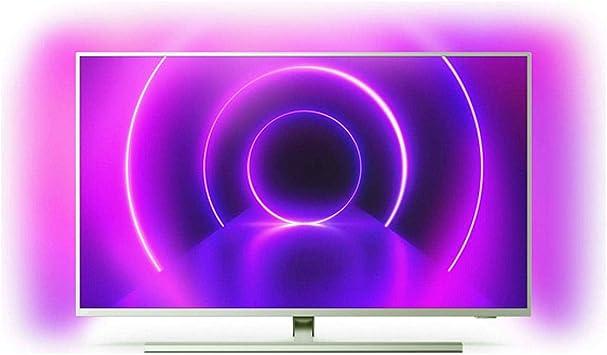 Tv philips 50pulgadas led 4k uhd - 50pus8535: Amazon.es: Electrónica