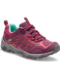 Merrell Boy's Ml-B Moab Low Waterproof Hiking Shoes