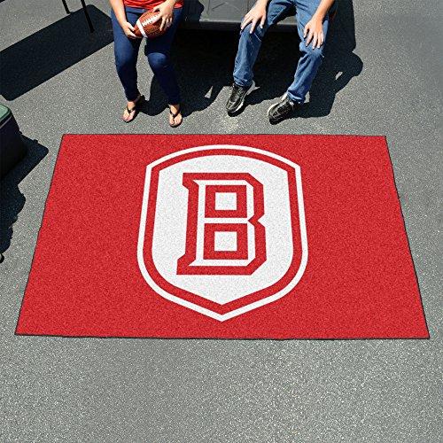 (NCAA Bradley University Ulti-Mat, Small, Black)