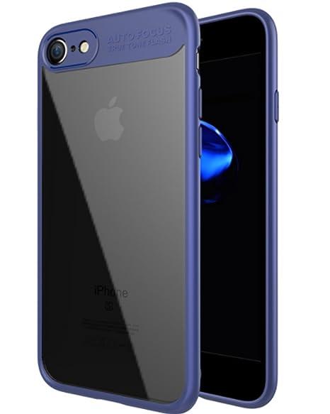 coque iphone 8 plus slim bleu
